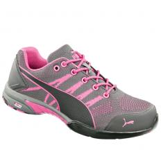 !?Puma Safety Celerity Knit Pink Sicherheits-Halbschuhe S1 SRC HRO EN ISO 20345